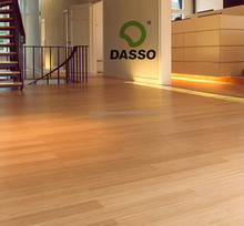 2017 Best quality solid bamboo flooring better than wood flooring