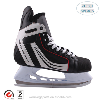 Used Hockey Skates >> Whosale China Factory Professional Manufacture Ice Hockey Skates For Adults Used In Ice Rink View Ice Skating Shoes For Adults And Kids Zhiqu