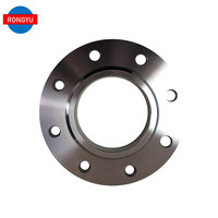 astm a350 lf2 aluminium Casting Slip on flanges
