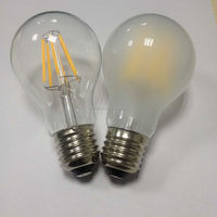 2015 top China supplier high lumen filament led bulb lights with dimmable