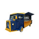 hot sale chinese mini mobile electric snack food bus/otak buffet car
