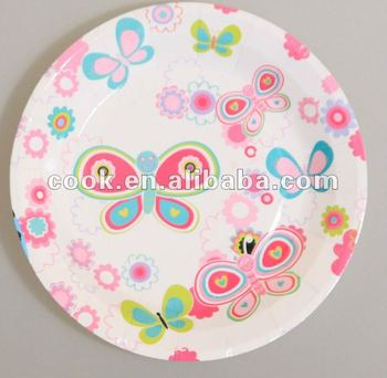 Butterfly themes Paper Plates  sc 1 st  Alibaba & Butterfly Themes Paper Plates - Buy Themes Paper PlatesPretty Paper ...