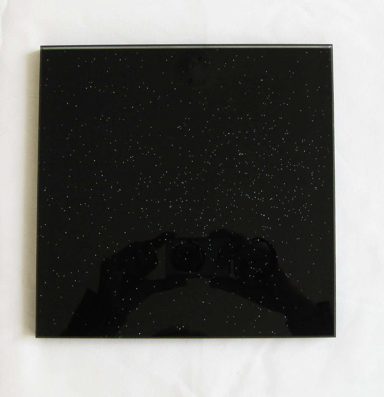 12mm Shining Black Painted Tempered Table Top Glass Buy