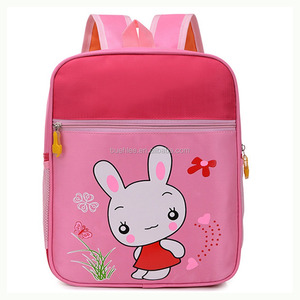 mini order customized logo high quality funny kindergarten school backpacks for children