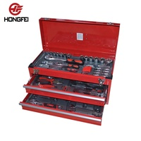 Best portable steel tool box with tool set