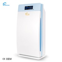 fresh Air Purifier Ionizer Tower for living room