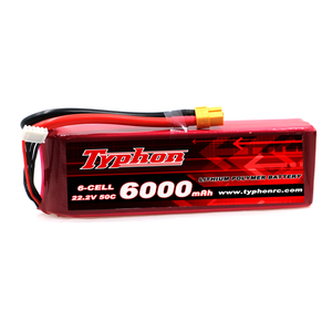 6000mAh cell lipo 50C lithium polymer voltage 22.2v 6s lipo battery charging rc lipo batteries for e revo