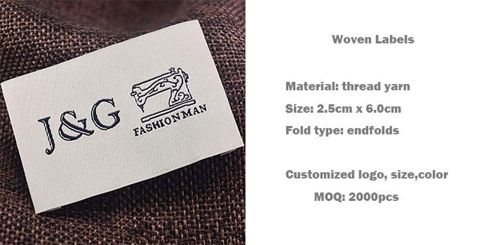 Özel konfeksiyon aksesuarları kadınlar elbise yumuşak ana etiket