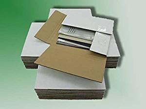 200 Variable Depth 45 RPM Record Album Mailer Boxes