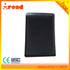 rubber material aroad factory sale solid scooter wheel chock
