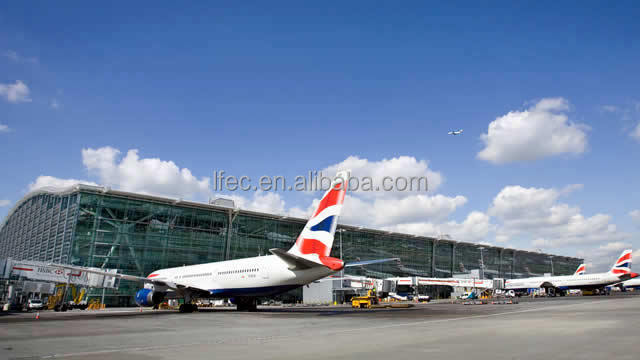Galvanized steel structure airport terminal