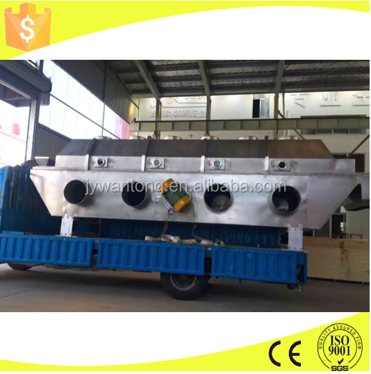 ZG Vibrating borax powder granule dryer/borax dryer machine