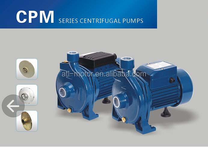 High Quality Surface Centrifugal Water Pump with CE Approved (CPM)
