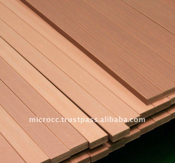 Wood Plastic Composite Decking / Wpc Board / Wpc Decking - Buy Wpc ...