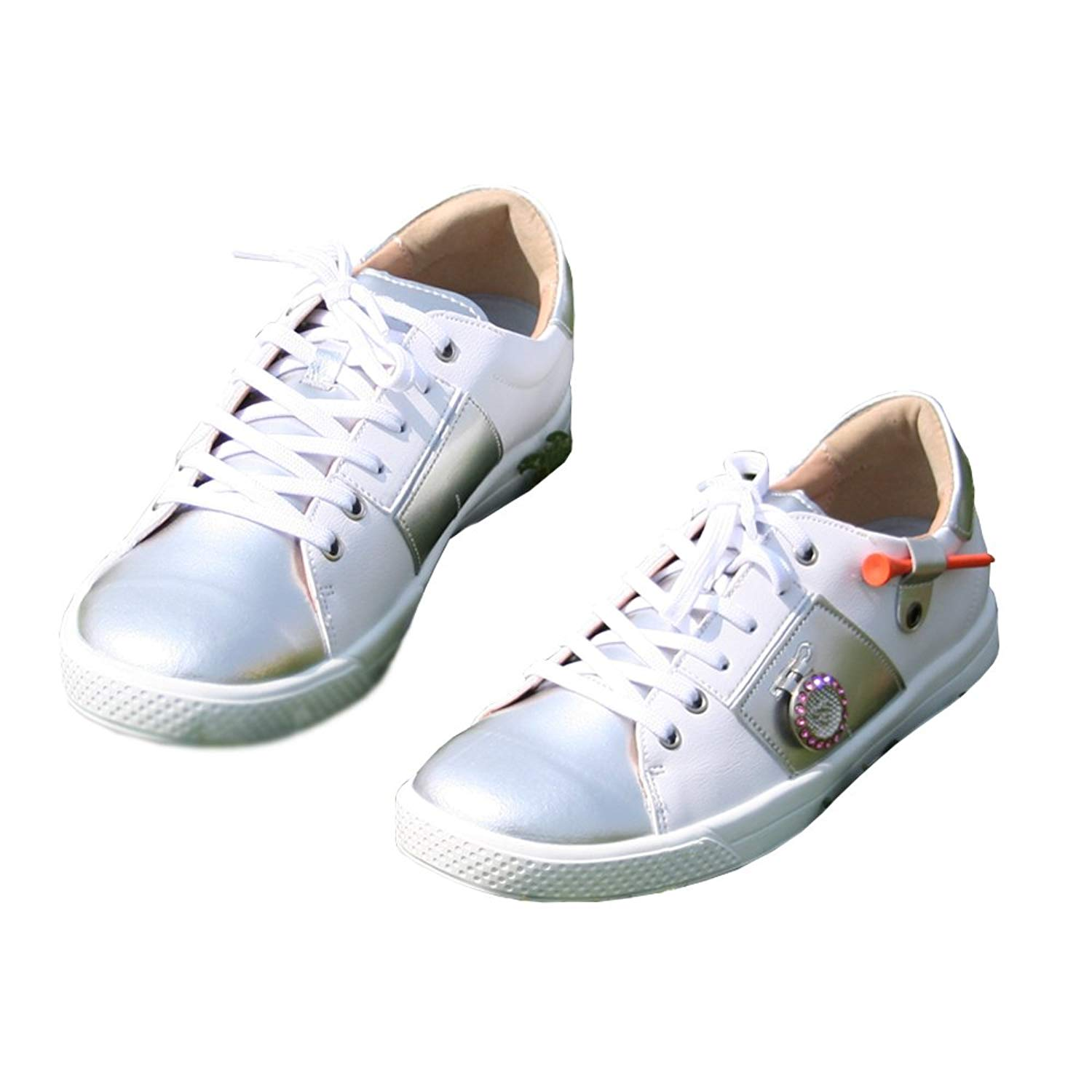 KARAKARA Spike-less Golf Shoes, TC-406, 3 Colors (White, Pink, Gray) 225 - 250 mm, for Women