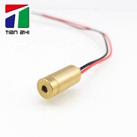 D8X17mm Laser Diode 650nm 1mw 5mW 10mW 30mW Dot Red Laser Module for Industry Laser Equipment