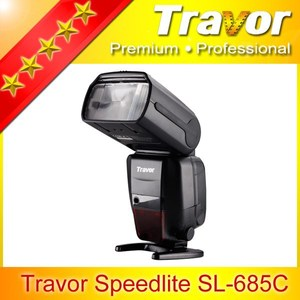Travor sl685c speedlight photographic flash competitive professional film photography equipment