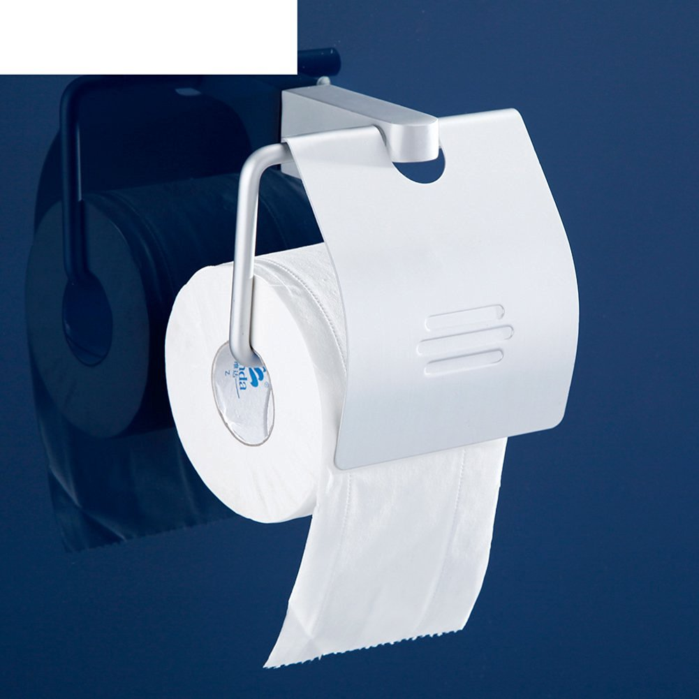 Space aluminum toilet paper box/Hygienic tray/Box/Toilet paper holder/Tray/ bathroom tissue box