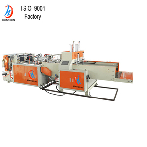 Production 4 million bags/year stand up pouch zipper bag making machine
