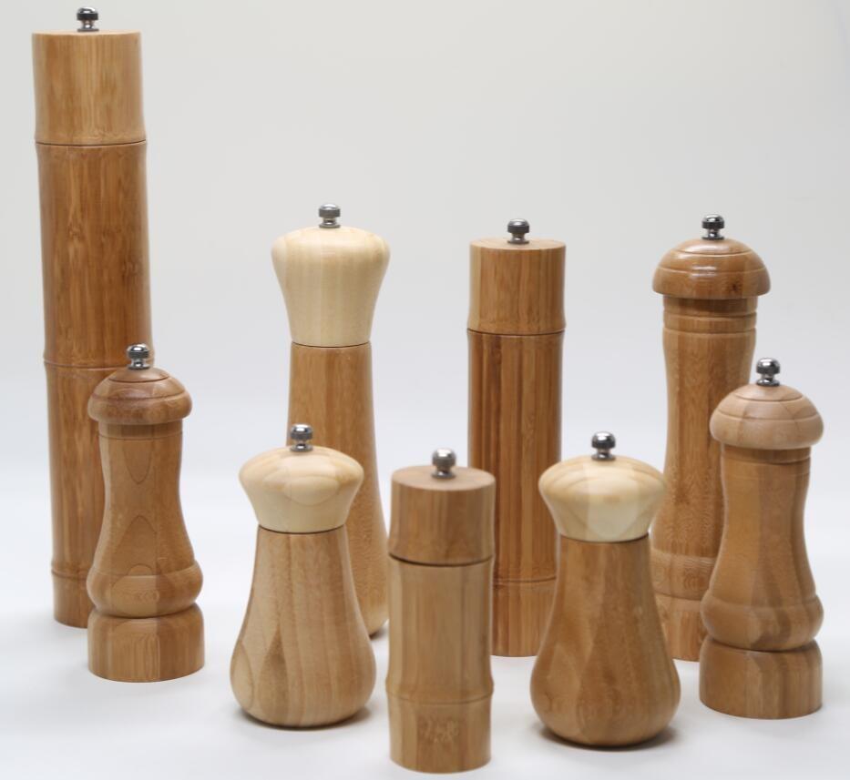 olive wood pepper mill MSL-01 Details 3