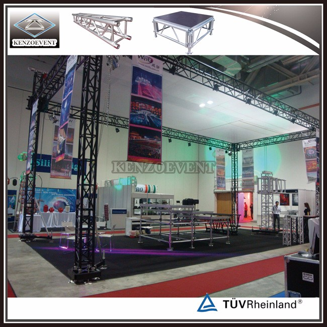 290x290mm Cheap Aluminum Lightweight Truss for Show