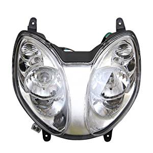 Headlight Assembly for GY6 50cc, 150cc Scooters