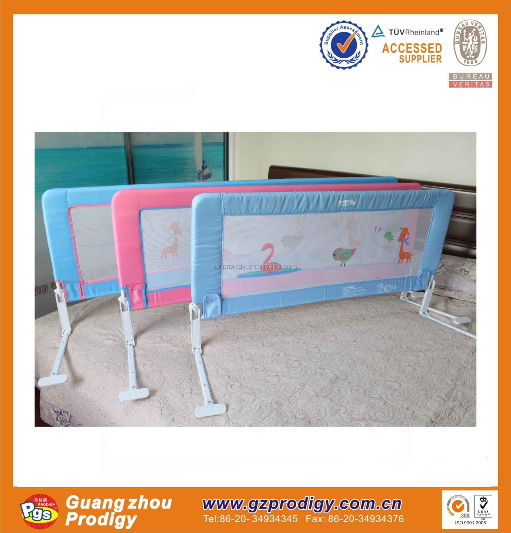 Summer Infant Safety Bedrail White Safety Child Toddler