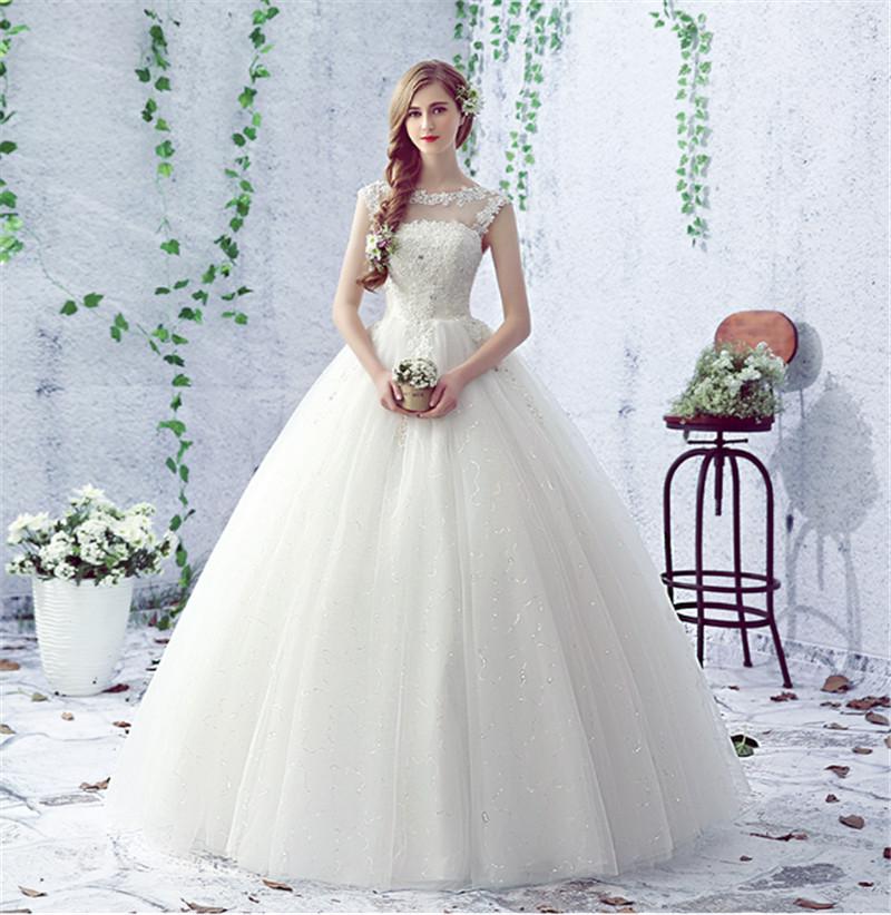 Venta al por mayor diseos de vestidos de novia sencillosCompre