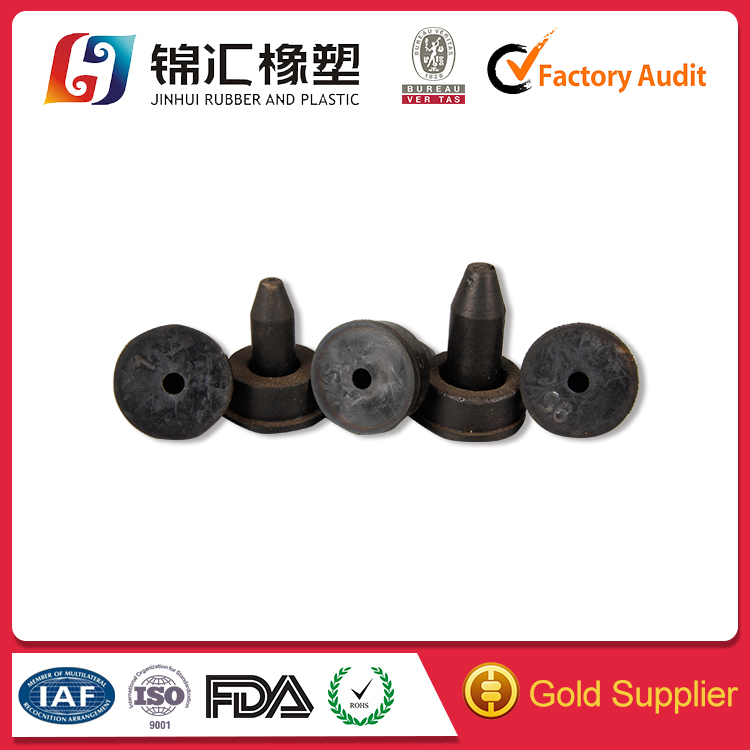 Oil resistant customized small rubber hole plugs