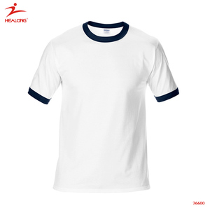 Healong Oem 100% Polyester T-Shirt In Europe
