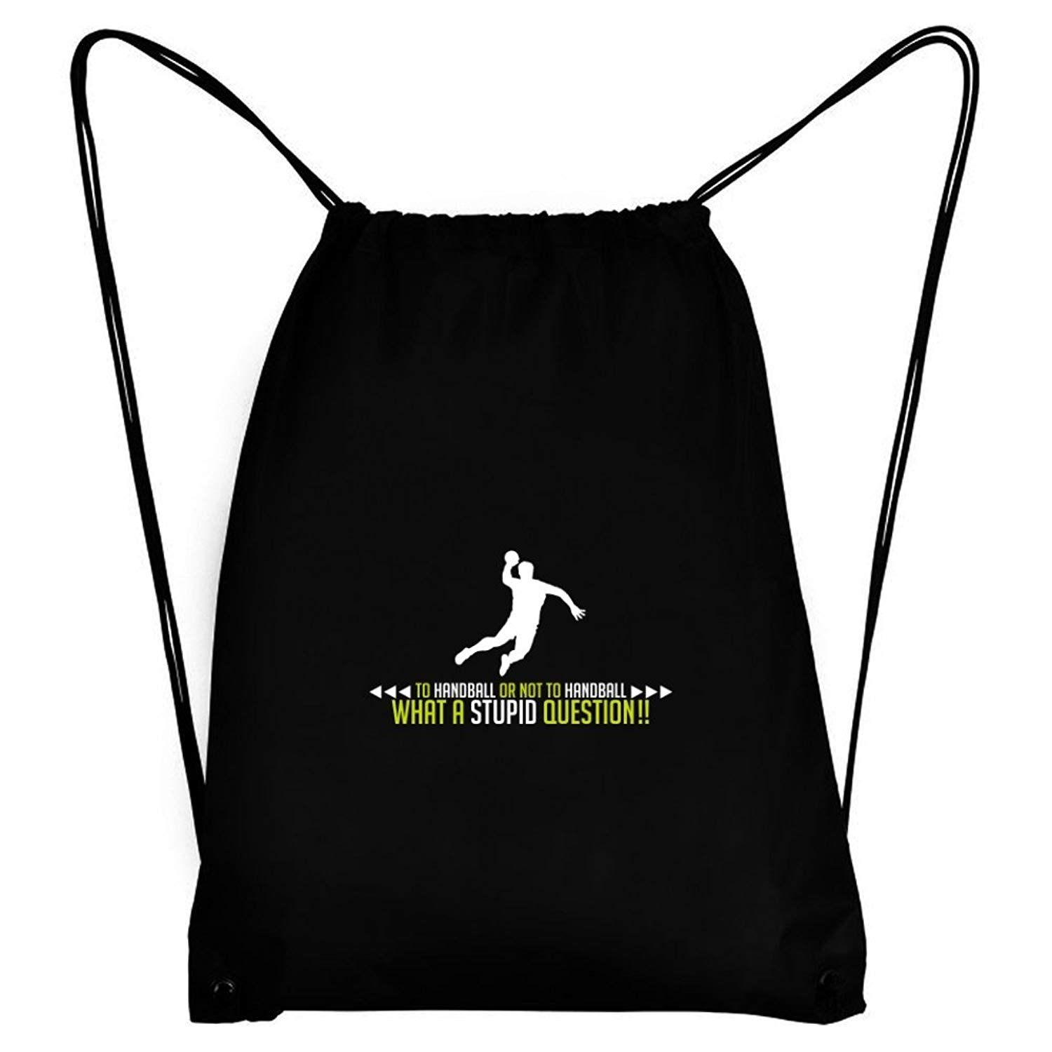 Teeburon To Handball or not to Handball, what a stupid question!! Sport Bag