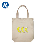 Beauty Leather Shopping Tote Bag