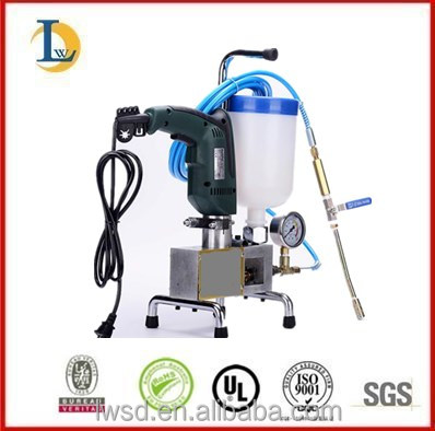 LW electric epoxy grouting machine, pump for PU epoxy grout