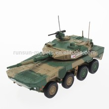 Hot Sale 1:72 scale Manenver Combat military model collection die cast toy model tank