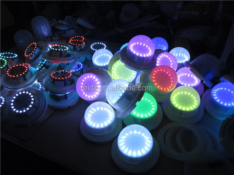 battery charge furniture lighting base under table led light for