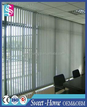 Blackout Lamellen Vertikale Jalousien Buro Fenster Vorhang Buy