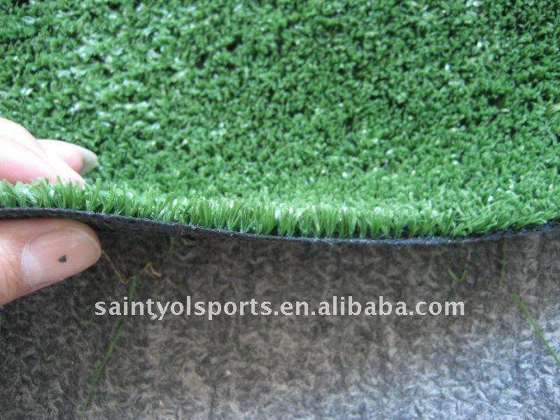 Green PP Decorative Artificial Grass for Roof Balcony