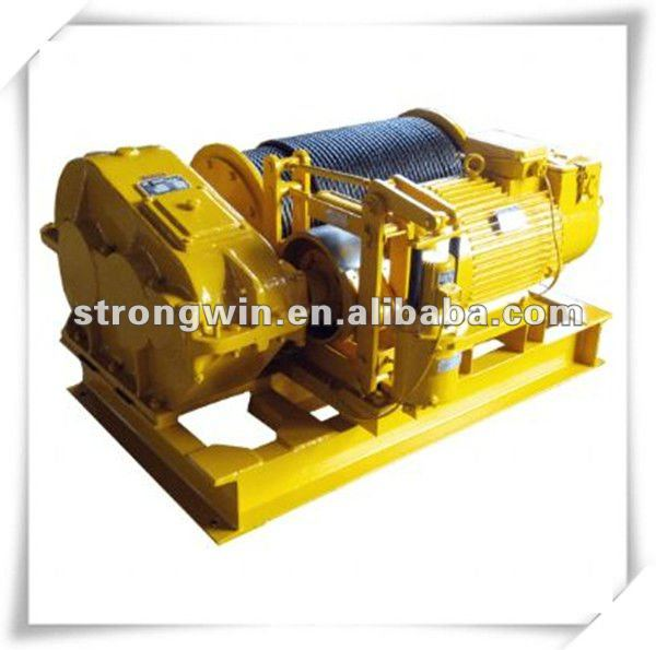 electric winch remote switch with wirerope
