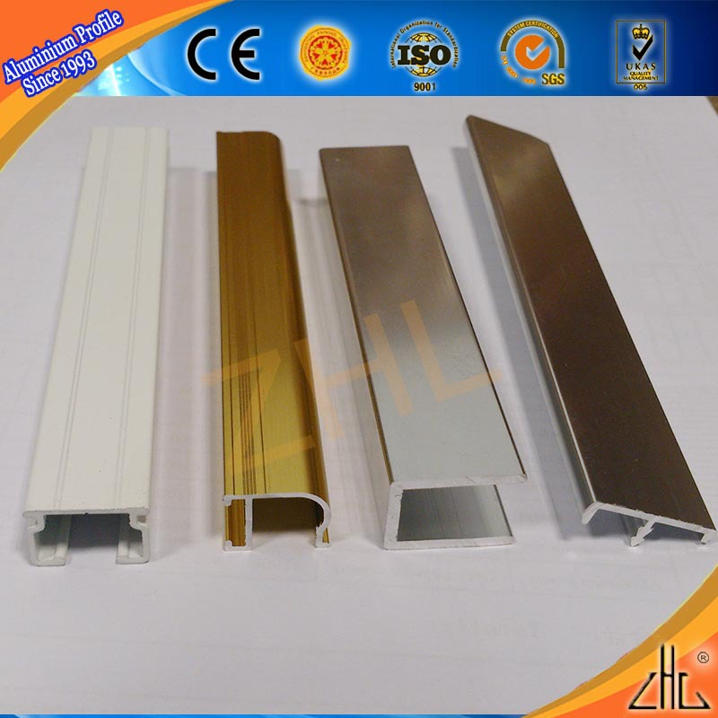 Hot Aluminum U Channel Profile Manufacturer Small