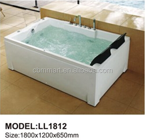 Double Sided Bathtubs, Double Sided Bathtubs Suppliers And Manufacturers At  Alibaba.com