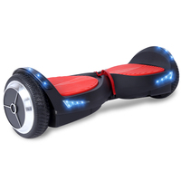 Byeboo New Factory suppy fashion hoverboard 6.5 inch smart bluetooth 2 wheel self balancing electric scooter