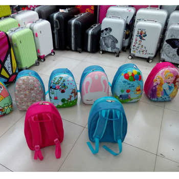 New Fashion Wholesale Children School Trolley Bags For Girls ...