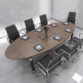 Oficina Oval Mesa De Sala De Reuniones Para La Alta Calidad - Buy Salón  Oval Mesa De Reunión,Sala De Reuniones De Mesa Product on Alibaba.com