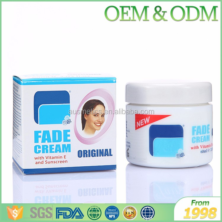 60ml natural fade cream with Vitamin C and sunscreen skin care best face cream