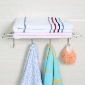 Fashion Bathroom Design Towel Rack Extender Clothes Drying Rack