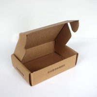 strong 3-ply 5-ply corrugated mailing box pizza box keyboard packing carton