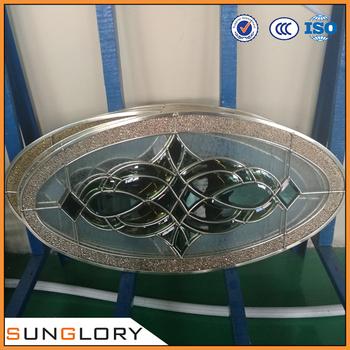 Decorative Door Glass Oval 3 4 Oval Glass Inserts Door