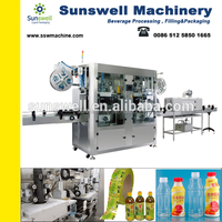 Beverage Bottle Labeling equipment/plant/machinery