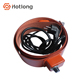 silicone rubber insulation oil drum flexible belt heater