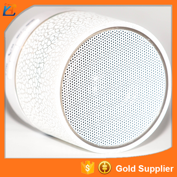 2017 newest stereo wireless speaker with plastic box